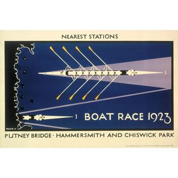 Boat Race 1923 - Charles Paine