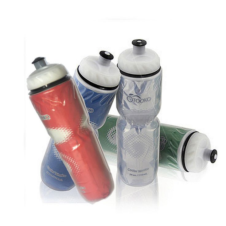 Outdoor Utility 700ml Cycling Bicycle Drink Water Bottle Insulated Cup Kettles