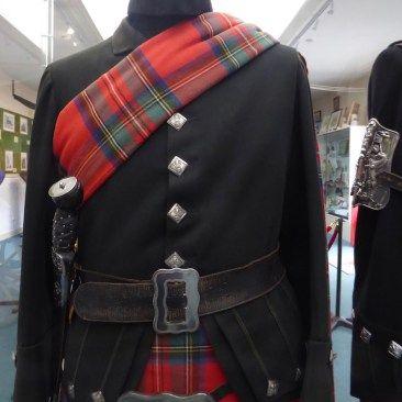 Balmoral Highlanders Uniform - Royal Stewart Tartan