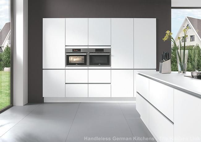 The New 2014 Range Of Line N Handleless Kitchens From Nobilia Available At The Kitchen Link German Kitchendouble Ovenskitchen Designskitchen