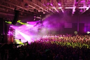 bassnectar concert in exhibition hall alliant energy center madison wi concert music fun. Black Bedroom Furniture Sets. Home Design Ideas