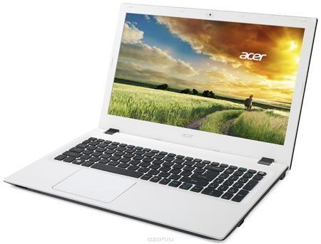 Acer Aspire E5-573G-303R, White (NX.MW6ER.002)  — 35990 руб. —  Лаконичный дизайн и текстурированная поверхность делают ноутбук Acer Aspire E5 красивым и приятным на ощупь. Цветные штрихи по краям панелей подчеркивают стильный внешний вид всей серии, а продуманный дизайн стыка поверхностей для открытия ноутбука отлично смотрится и позволяет надежно зафиксировать экран. Благодаря обновленным и настроенным параметрам для воспроизведения мультимедийных материалов, вы насладитесь высоким…