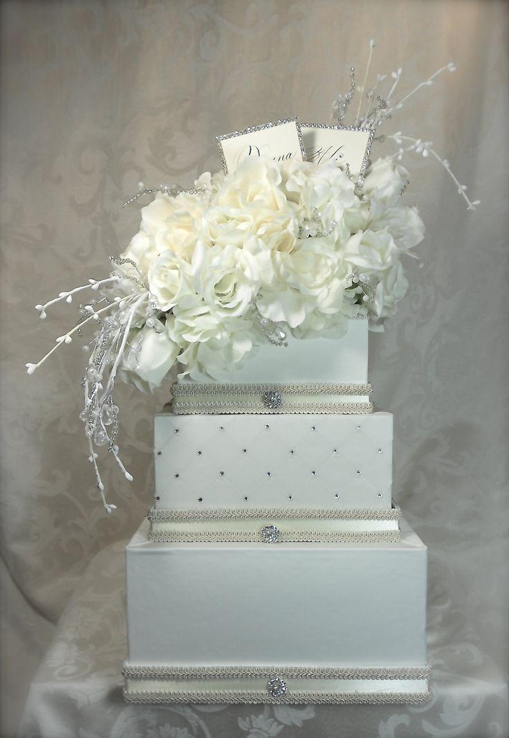 Wedding Card Box Elegant Sophisticated Wedding Card Holder