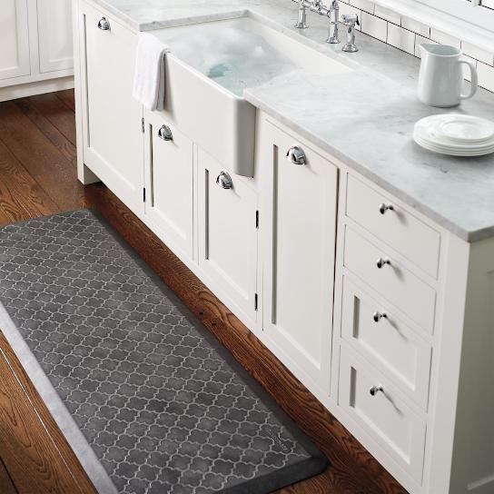 WellnessMats® Trellis Estate Collection Anti-Fatigue Comfort Mat