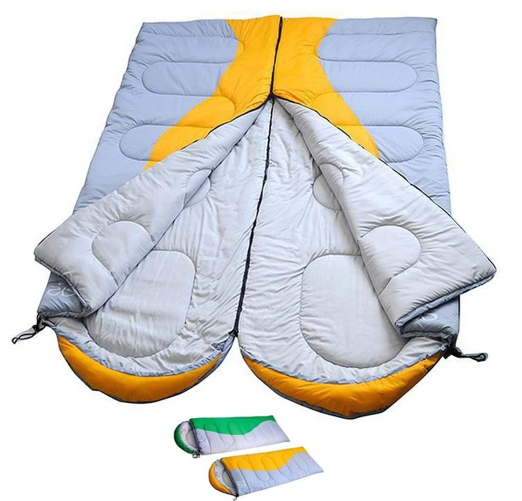 46.98$  Buy here - outdoor camping sleeping bag  double sleeping bag for 2 person backpacking sleeping bags for sale best summer sleeping bags  #bestbuy