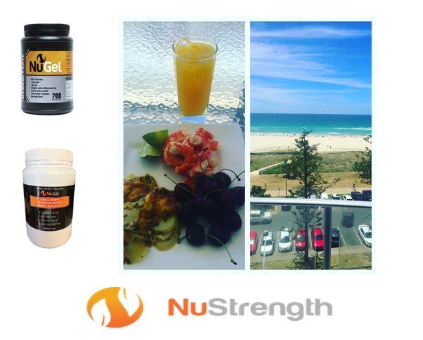 Protein Powder Alternative - NuGel 700g-NuStrength by nustrength.deviantart.com on @DeviantArt