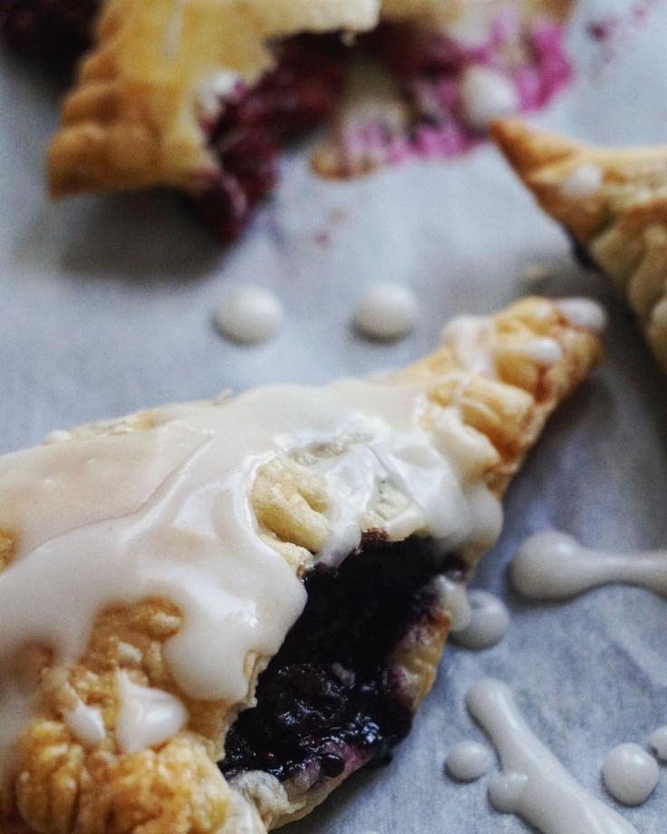 Blueberry Turnover Recipe