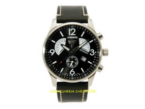 Junkers-Pilot-Watch-6682-2-Retrograph-Small-Second-Back-Spring-Second-Watch