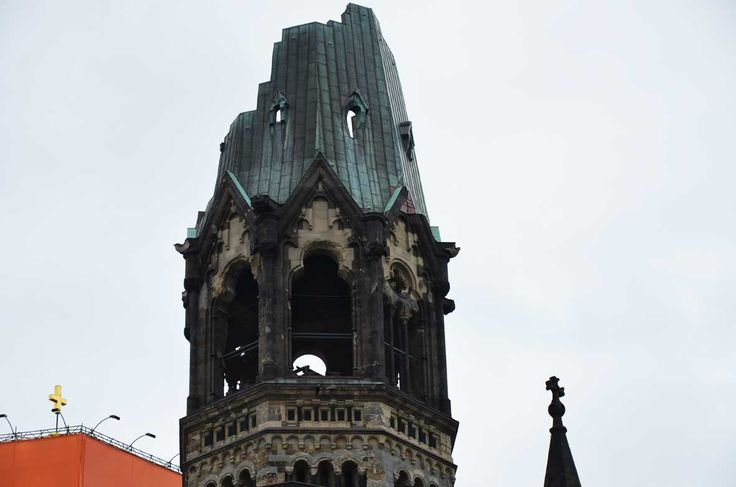 Kaiser-Wilhelm-Gedächtniskirche, Berlin