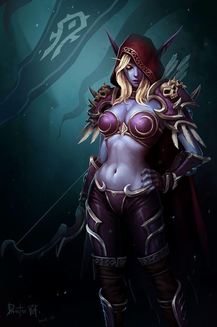 image World of warcraft night elf nude dance