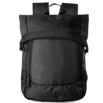 31.00$  Buy now - http://aliztb.shopchina.info/go.php?t=32636165572 - Swisswin Swissgear fashional women backpack school bag 14 -15.6 inch laptop bag casual bag girl mochila new design  #SHOPPING