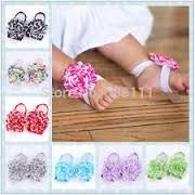 Image result for pies descalzos para bebe paso a paso