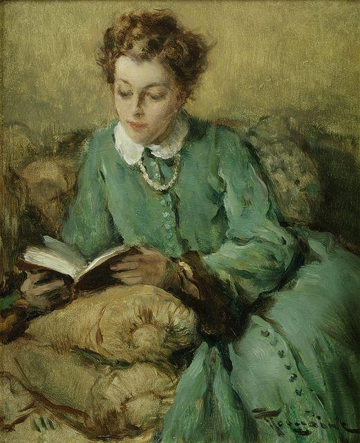 pintura de Fernand Toussaint