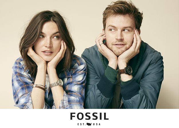 Se vores udvalg af fantastiske ure fra Fossil.