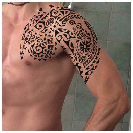 #polynesiantattoo TattooTribes.com