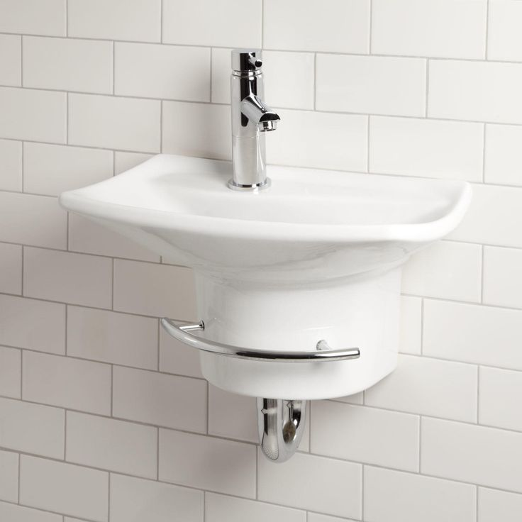 40 Best Powder Room Sinks Images On Pinterest Wall