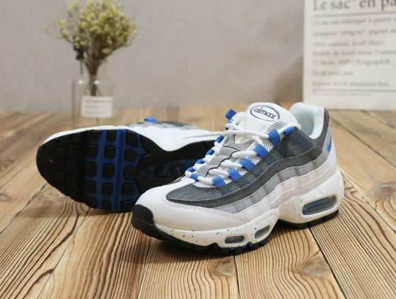 free shipping 42c00 94c81 ... cheap 2018 shop nike air max 95 white pale grey sky blue shoe 33927  15ae3