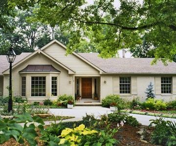 69 Best Images About Ranch House Redo On Pinterest Craftsman Front Porches And Ranch Style House