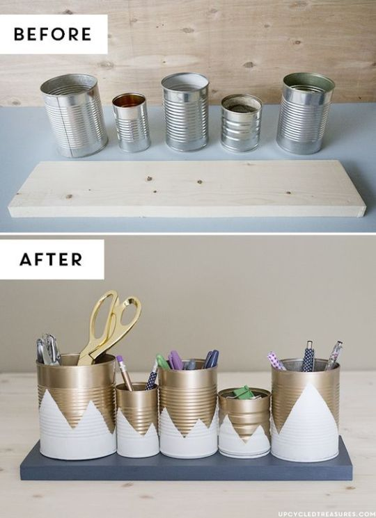 Now is about the time all college students start thinking about what to put into their dorms to decorate, organize, or just make it feel a little more like home. To get your creative juices flowing, here are 15 dorm DIY projects that you can do this summer...