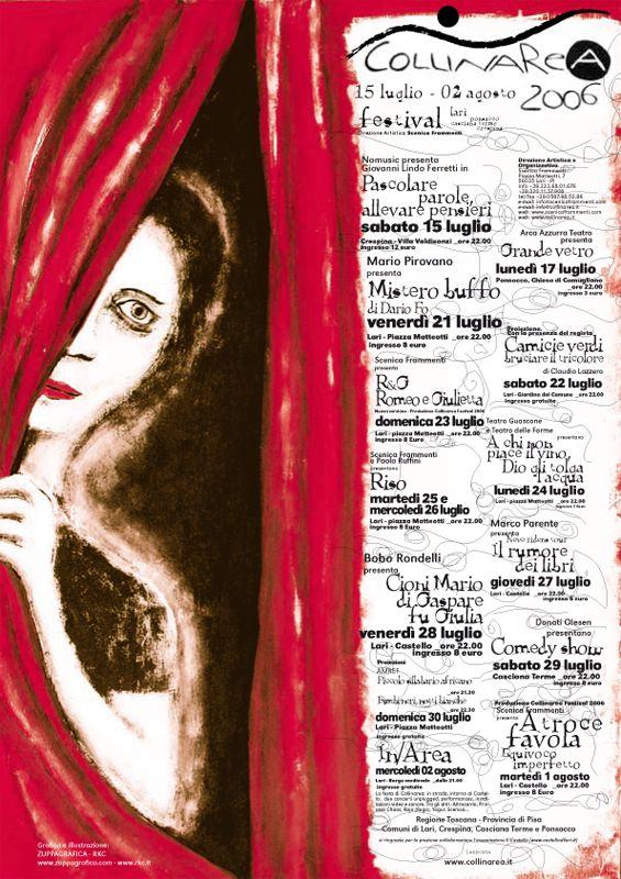 Festival Collinarea 2006 (Bonaccorsi Art)
