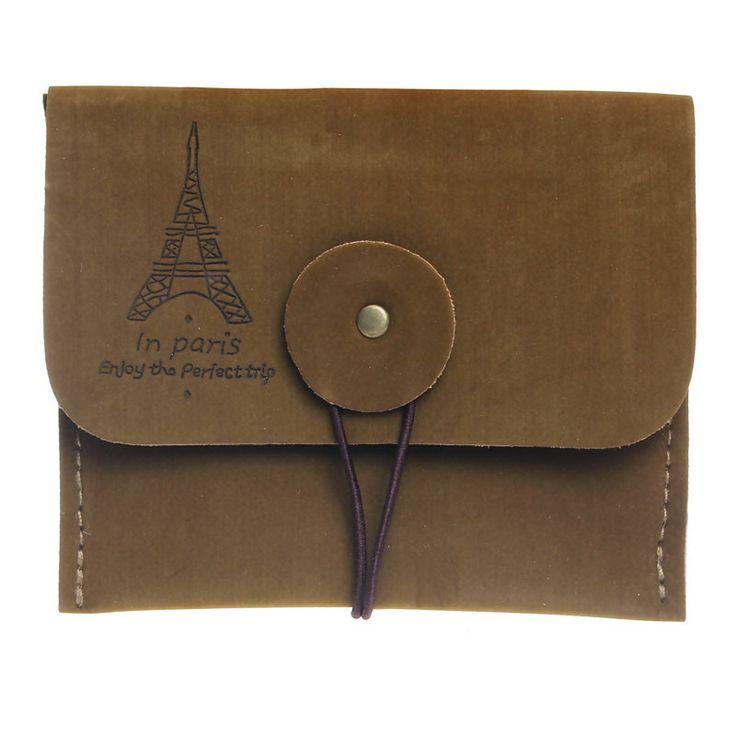 $0.55 (Buy here: https://alitems.com/g/1e8d114494ebda23ff8b16525dc3e8/?i=5&ulp=https%3A%2F%2Fwww.aliexpress.com%2Fitem%2FBolsos-Cheap-Coin-Bags-2016-New-Retro-Paris-Tower-Memory-Coin-Purse-Holder-Casual-PU-Leather%2F32781086227.html ) Bolsos Cheap Coin Bags 2016 New Retro Paris Tower Memory Coin Purse Holder Casual PU Leather Coin Bags For Women Men Gifts S65 for just $0.55