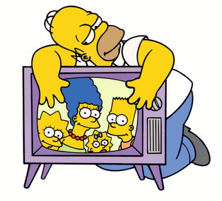 Simpsons were never funny IMO.  Could never understand why people like it?
