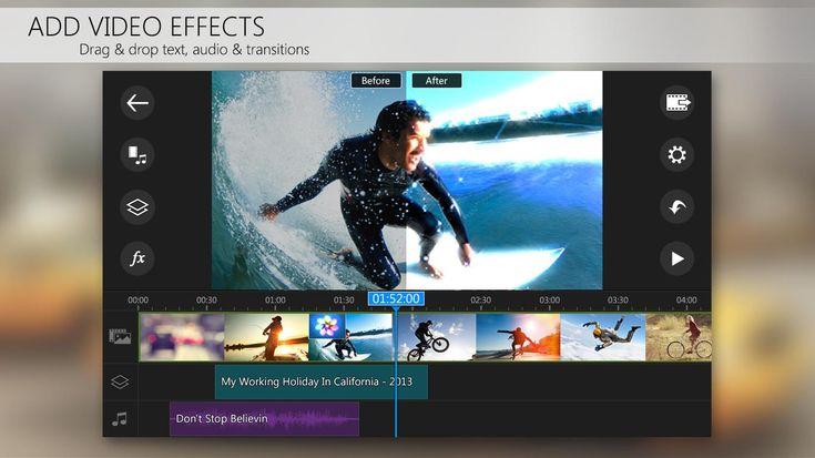 Profitez des meilleures applications de montage vidéo gratuit en ligne pour des retouches photo, des collages photo et vidéo et beaucoup plus encore.