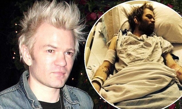 Deryck Whibley reveals years of alcohol abuse nearly killed him