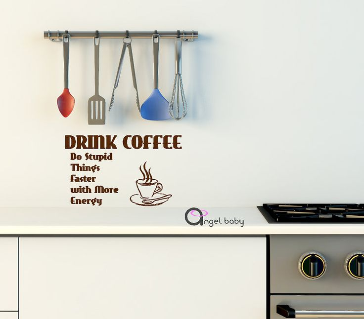 Best Coffee Vinyl Images On Pinterest Vinyls Coffee Shops - Custom vinyl decals vancouver