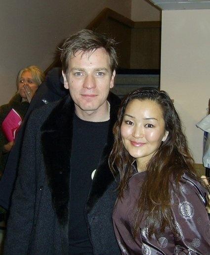 Semka with Ewan McGregor