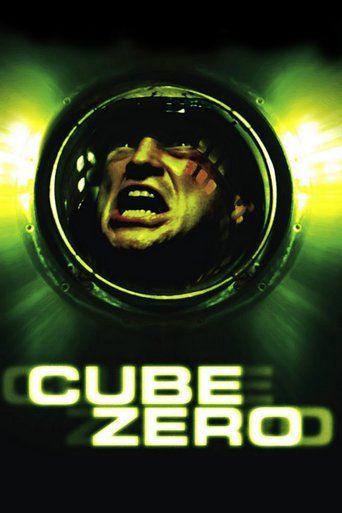 Cube Zero (2004) | http://www.getgrandmovies.top/movies/18807-cube-zero | Cube Zero is the third film in the trilogy yet this time instead of a film about people trapped in a deadly cube trying to get out we see it from the eyes of someone who is controlling the cube and the torture of the victims inside. When the nerd can't stand to see a woman suffer he himself enters the cube to try and save her.