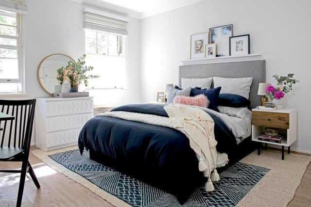 1000 ideas about bedroom makeovers on pinterest college 13870 | aa3c091e98b75640c02d92292eca1e85