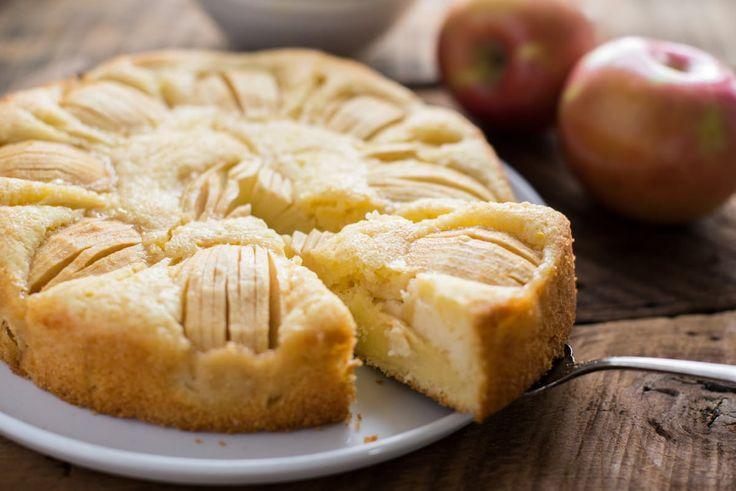 German Apple Cake Versunkener Apfelkuchen Recipe