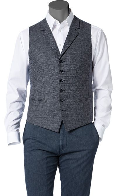 Tommy Hilfiger Tailored Weste TT878A0899/422