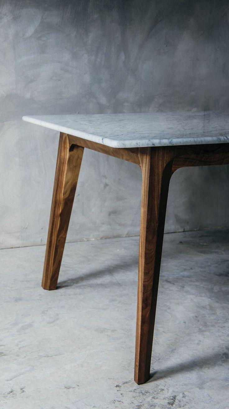 Rectangular Marble Table JULIAN | Marble Table   @Namuhmex