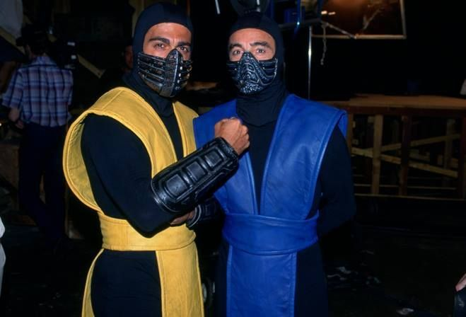 Chris Casamassa On Mortal Kombat Characters Mortal Kombat