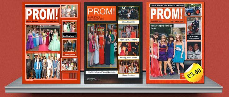 Prom Magazines only £3.50