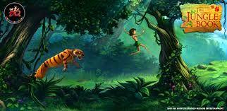 Afbeeldingsresultaat voor junglebook