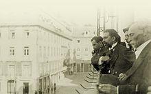 Proclamação da República por José Relvas