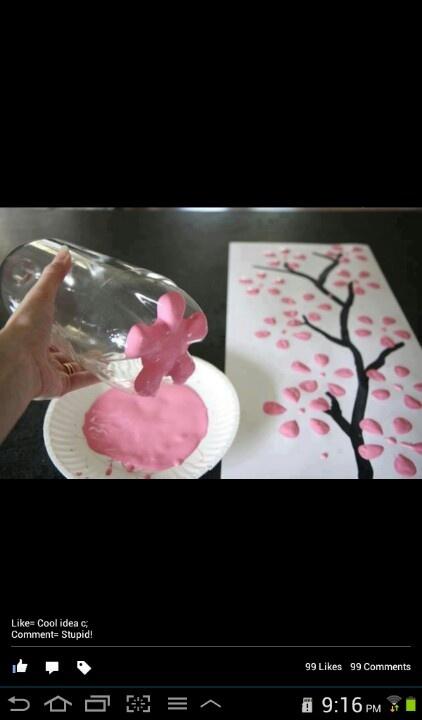 Easy kid crafts