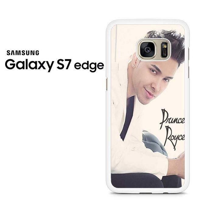 Prince Royce Samsung Galaxy S7 Edge Case
