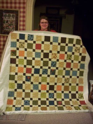 596 best Quilt - Disappearing Nine Patch images on Pinterest ... : d9p quilt pattern - Adamdwight.com