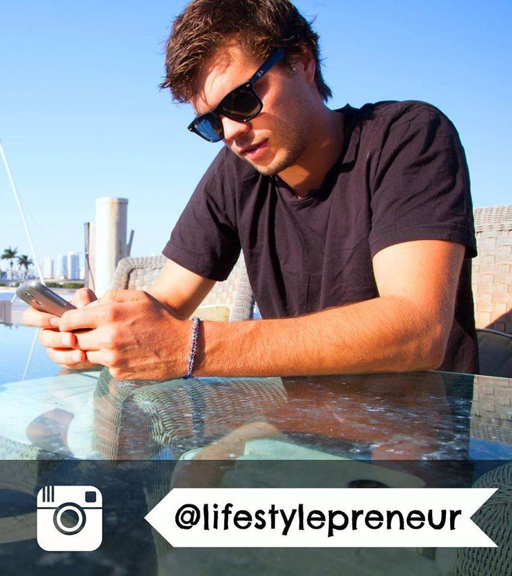 On Instagram? Post your IG below!...And follow me! http://instagram.com/lifestylepreneur