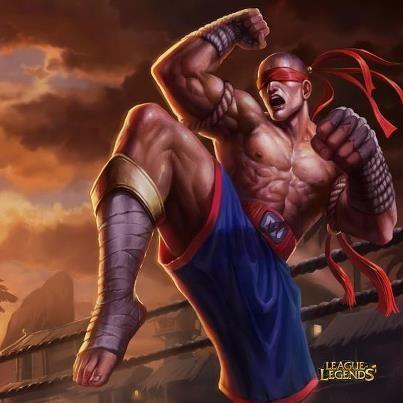 league of legends lee sin costume - Google Search