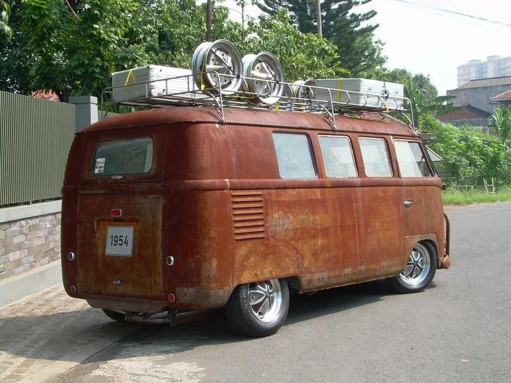 Barndoor from West Java | Vw bus, Vw t1