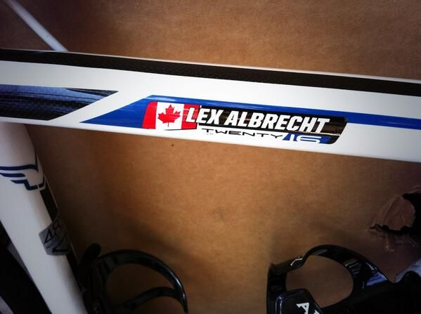 Name stickers from Victory Graphics in California USA.  This Felt DA belongs to... me! :)