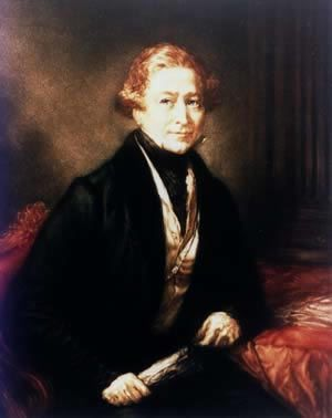 Sir Robert Peel MP and Prime Minister in the 1830s and 40s. Reorganised the London police force and hence gave rise to the expressions 'Peelers' and 'Bobbies' for the police. He based the new structure on that of the City of London Police, which carried on as a separate force. One of the Commissioners for the Great Exhibition, 1851. 2nd baronet. Born at Chamber Hall, Bury, Lancashire. Son of Sir Robert Peel. Died at his home at Whitehall Gardens, cont.