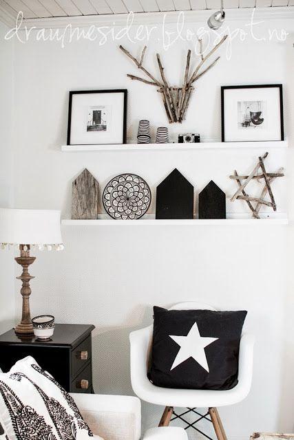 Draumesidene: Å lage seg eit nytt stovebord | To make a new table for the livingroom