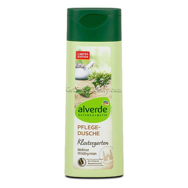 ALVERDE Natural Cosmetics Shower Gel Monastery Garden 250 ml | Get Some Beauty