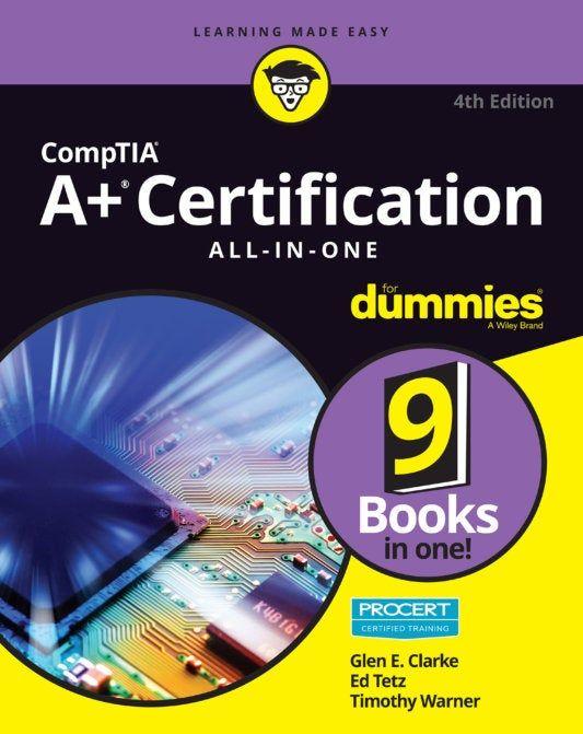 E-Book – Glen E. Clarke, Timothy Warner, Edward Tetz – CompTIA-Zertifizierung A -…   – PDF eBook